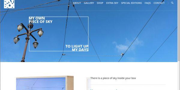WEB SKY IN A BOX